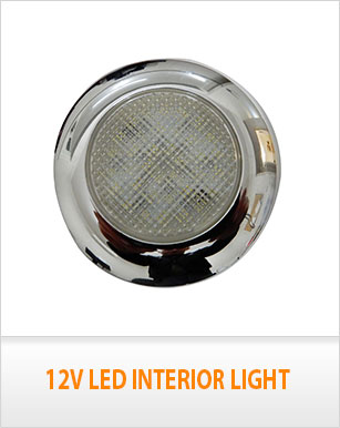 LED Interior Light Round Ceiling Roof Down Lamps