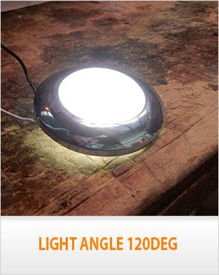 LED Interior Light Round Ceiling
