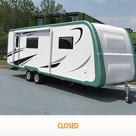 NEW Electric Awnlux Caravan Awning Roll Out 12FT X 8FT ...