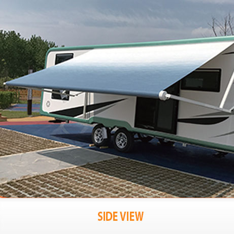 NEW Electric Awnlux Caravan Awning Roll Out 18FT X 8FT ...