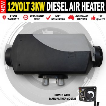 3KW Belief Caravan Diesel Air Heater For Caravan RV Bus & Motorhome