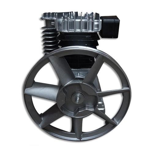 Industrial 12cfm Twin Cylinder Air Compressor Pump