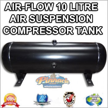 AIR-FLOW 10 LITRE AIR SUSPENSION COMPRESSOR TANK