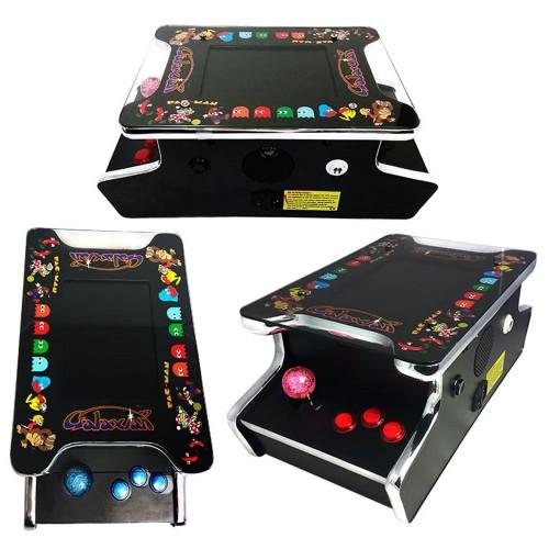 "15"" Mini Arcade Machine Tabletop Upright Cocktail Video ..."