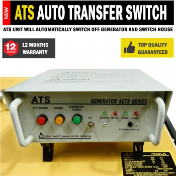 Generator Auto Transfer Switch ATS Controller Module Automatic Switch Power