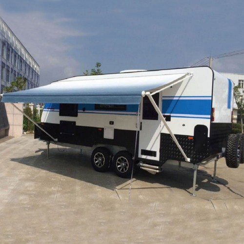 Caravan Awnings & Accessories : 18FT X 8FT Electric ...
