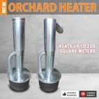 NEW Waste Oil Pot Belly Shed Workshop Orchard Patio Burner Heater