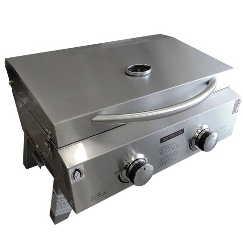 Euro Grand Marine Bbq Portable Boat Gas Barbeque Stainless