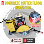 New HONDA DRIVEN 700mm CONCRETE CUTTER FLOOR ROAD SAW CUT DEPTH 250mm