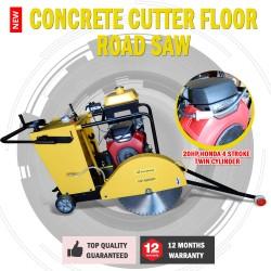 New HONDA DRIVEN 700mm CONCRETE CUTTER FLOOR ROAD SAW CUT DEPTH 250mm
