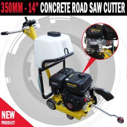 350mm / 14inch Road Saw Concrete Cutter Floor Asphalt Blade Roadshow