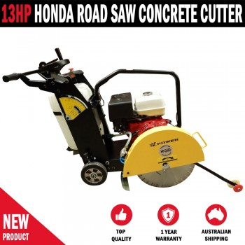Honda Road Saw Floor Asphalt Concrete Cutter 500/450mm Blade Roadsaw