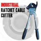 NEW ELECTRICAL INDUSTRIAL RATCHET CABLE CUTTER FOR UP TO 300mm2 ARMOURED CABLE