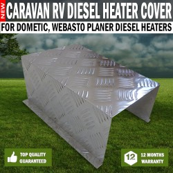 Diesel Heater Cover For Dometic Caravan RV Webasto Planer Heaters