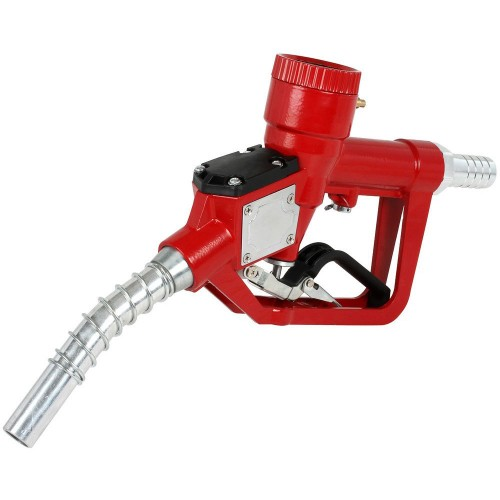 Automatic shut off fuel dispensing petrol diesel nozzle
