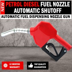 Dispensing Petrol Diesel Fuel Nozzle Gun Automatic Shut Off