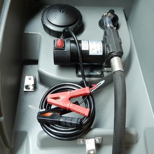 Xtreme 500l Diesel Fuel Tank With12v 24v 70lpm Pump Kit