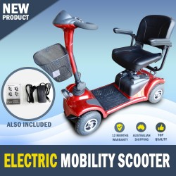 Top Of The Range Jinnew Mobility Scooter