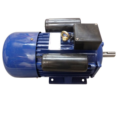 Tools machinery new 240v 4kw 3hp electric motor single for 500 rpm electric motor