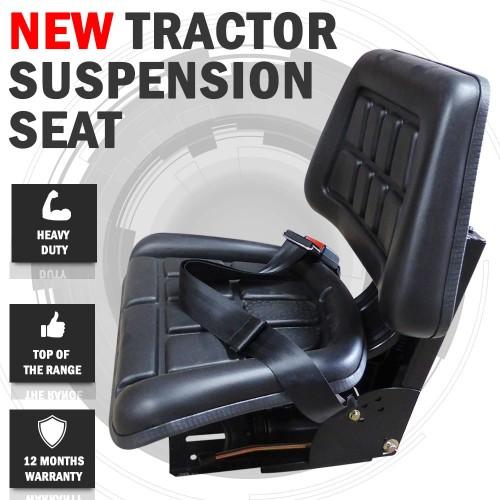 Tractor Suspension Seat Wraparound John Deere New Holland