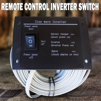 NEW Inverter Remote Control Switch