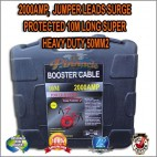 2000AMP, Jumper Leads Surge Protected 10m Long Super Heavy Duty 50mm2