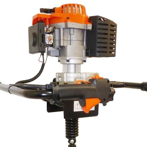 manual post hole borer auger