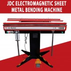 JDC Electromagnetic Sheet Metal Bending Folding Machine