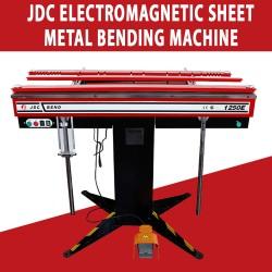 JDC Electromagnetic Sheet Metal Bending Folding Machine