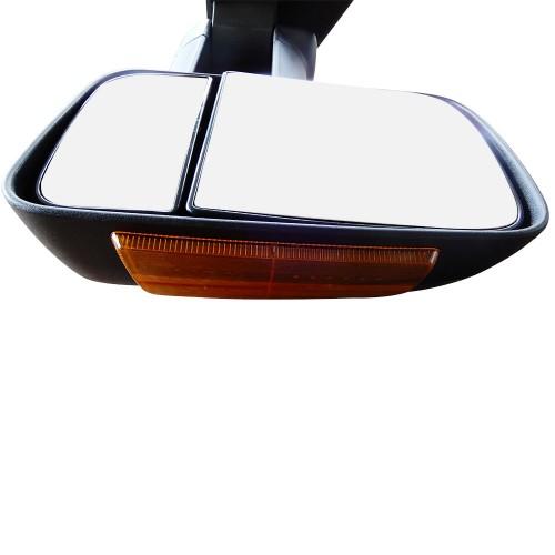 Mitsubishi Towing Mirrors Electric Black Towing Caravan