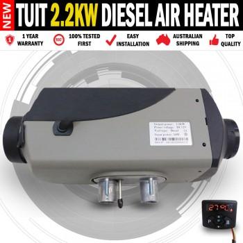 NEW Tuit 2.2KW Diesel Air Heater Caravan, Motorhome, RV Bus Truck, Jayco