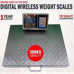 Industrial 300kg Digital Wireless Platform Weight Scales