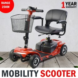 Pinnacle Portable Mobility Scooter Pull-Apart 24AH Batteries