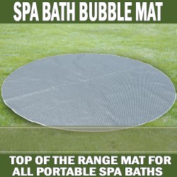 Spa Bath Hot Tub Heat Preservation Bubble Mat For M-Spa