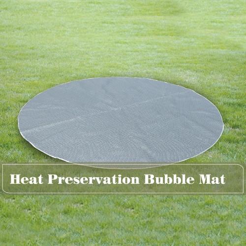 Spa Bath Hot Tub Heat Preservation Bubble Mat For M Spa