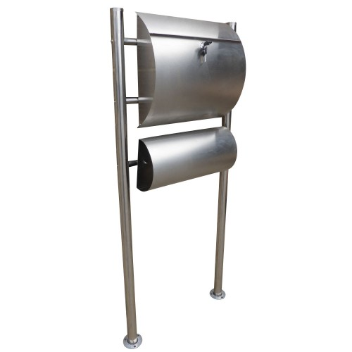 304 Stainless Steel Townhouse Mailbox Letterbox Letter