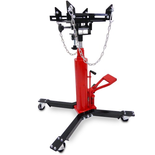New 2 Stage Hydraulic High Lift Transmission Jack Stand