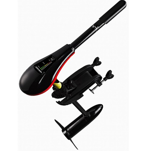 86lbs 8 speed trolling motor electric inflatable boat for 30 lb thrust trolling motor speed