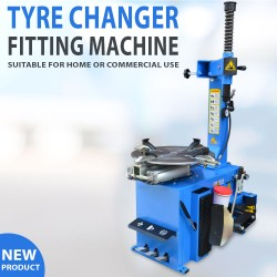 Commercial Tyre Changer Fitting Machine Home Use Motorcycle And Car Rims
