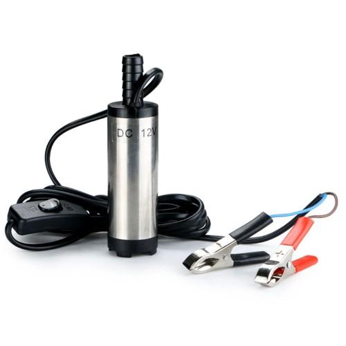 12v 30l Min Stainless Diesel Submersible Diesel Oil Water